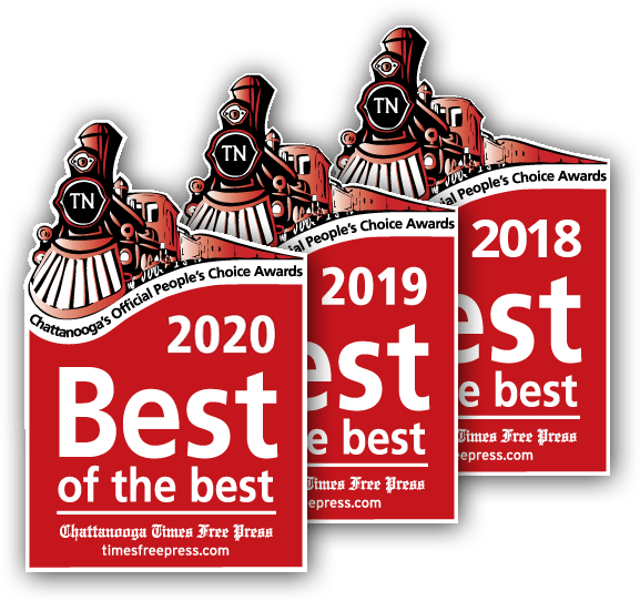 Chattanooga's Official People's Choice Awards 2020 - 2019 Best of the Best